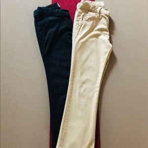 Girls The Children's PLACE Size 8 pants